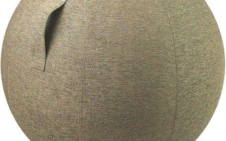 Béžový sedací míč VLUV, 65 cm - doprava zdarma!