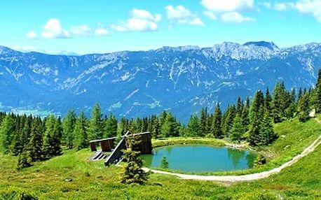 1denní výlet pro 1 osobu do Rakouska, Medvědí soutěska a nejkrásnější kouty Štýrska.
