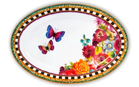 Porcelánový podnos Melli Mello Eliza, 30.5 cm