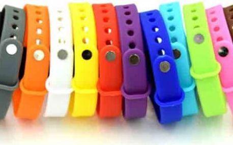 Sportovní LED hodinky gumové - 13 barev