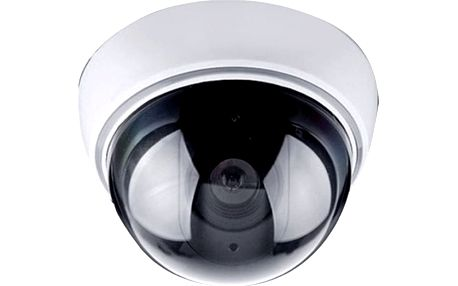 Maketa bezpečnostní kamery