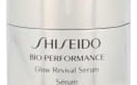 Shiseido Bio-Performance Glow Revival Serum 30 ml pleťové sérum proti vráskám pro ženy