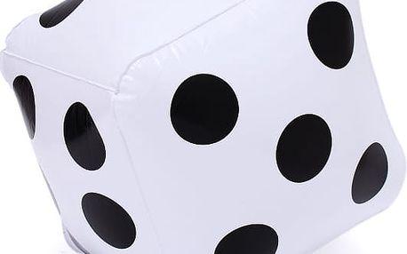 Velká nafukovací hrací kostka - 2 ks