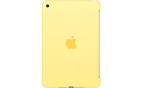 Apple iPad mini 4 Silicone Case - Yellow - MM3Q2ZM/A