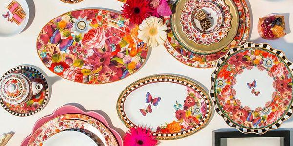 Porcelánový podnos Melli Mello Eliza, 30.5 cm4