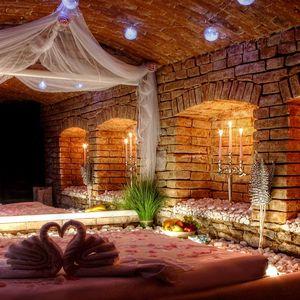 Ničím nerušená romantika v soukromém wellness