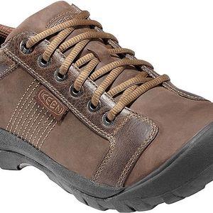 KEEN Pánské boty Austin Chocolate Brown 46