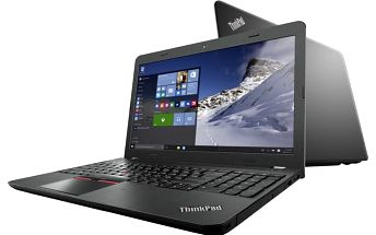 Lenovo ThinkPad E560, černá - 20EVS01800