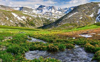 Alpské jaro s velikonočním programem a polopenzí