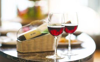 Víno, vinařství, degustace, stolování, půldenní kurz s ochutnávkou