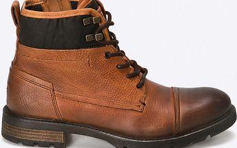 Tommy Hilfiger - Kotníkové boty