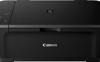 Tiskárna Canon Pixma MG3650 Black