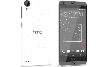 HTC Desire 630 Dual SIM Bílá