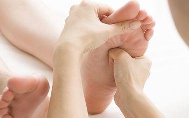 Relax začíná u chodidel: Báječná reflexní masáž
