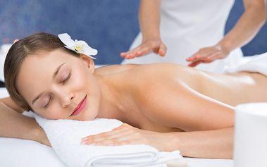 75 minut relaxace - klasická masáž + bahenní zábal