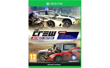 The Crew: Ultimate Edition (Xbox ONE)