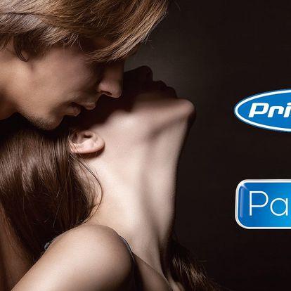 Vášnivě a bezpečně se zásobou kondomů