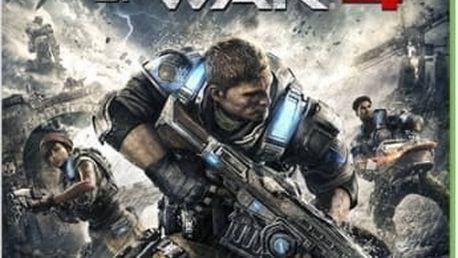 Hra Microsoft Gears of War 4 (4V9-00021)