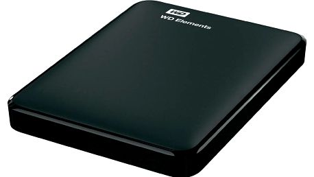 Externí HDD WD HDD 1,5TB USB3.0 Black Elements