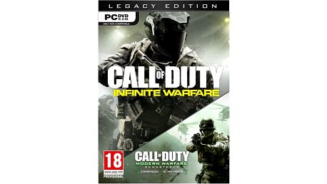 Call of Duty: Infinite Warfare - Legacy Edition (PC) - PC