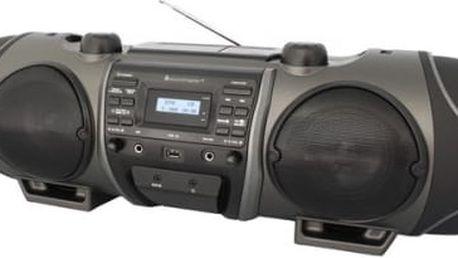 Radiopřijímač s DAB Soundmaster SCD8000AN