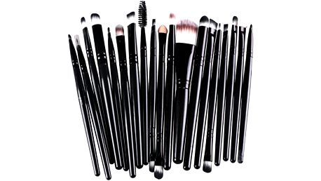 Kosmetické štětce pro profesionální použití - 12 variant