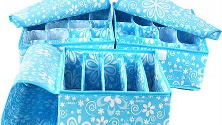 Úložný box na spodní prádlo - dodání do 2 dnů