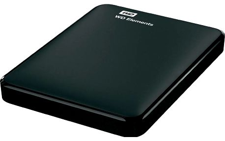 Externí HDD WD HDD 1,5TB USB3.0 Black Elements