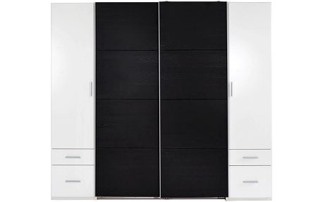 Skříň s posuvnými dveřmi lotto, 225/210/65 cm