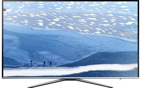 Střední LED televize Samsung UE40KU6402