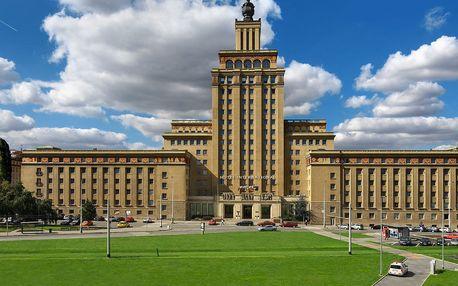 Kulturní památka Hotel International Praha ****