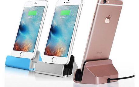 Dokovací stanice pro iPhone - různé barvy