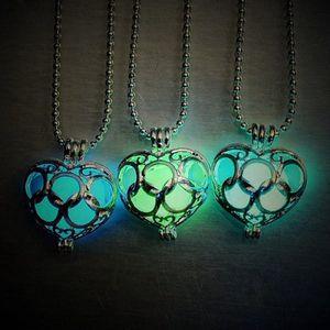 Kouzelný náhrdelník se srdcovým přívěskem