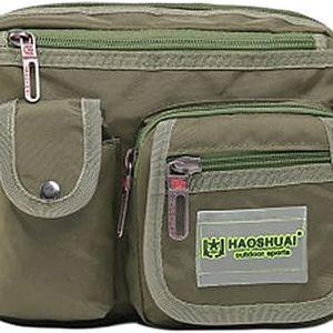 Pánská taška s praktickými kapsičkami