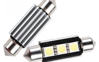 Bílá LED žárovka do interiéru