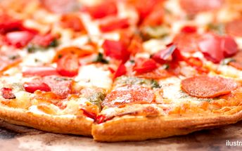 Dvě pizzy k nakousnutí přímo v centru Jihlavy