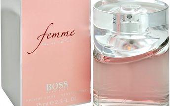Hugo Boss Boss Femme - EDP - SLEVA - pomačkaná krabička 75 ml