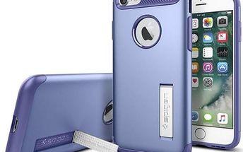 Pouzdro Spigen Slim Armor iPhone 7 violet Fialová