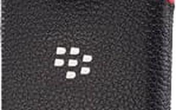 BlackBerry pouzdro pro Classic, klip s čepem, černá - 10090569