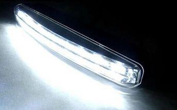 LED osvětlení na přední nárazník
