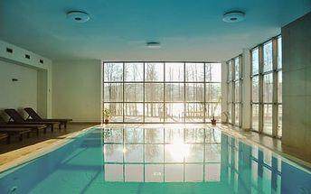 Hotel Orsino**** na břehu Lipna s polopenzí a wellness
