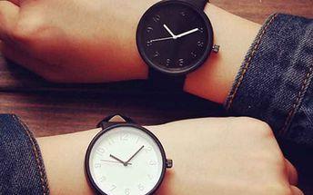 Dámské hodinky s velkým ciferníkem - 5 barev