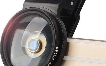Externí objektiv pro telefonní fotoaparát - 12,5X