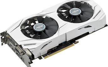 ASUS Radeon RX 480 DUAL-RX480-4G, 4GB GDDR5 - 90YV09I1-M0NA00