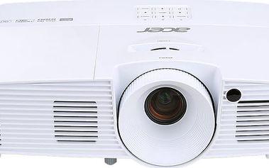 Acer H6517ABD - MR.JNB11.001 + Plátno NOBO, 16:10, 200x135 v ceně 1990 Kč