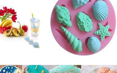 Forma pro výrobu čokoládových mořských plodů