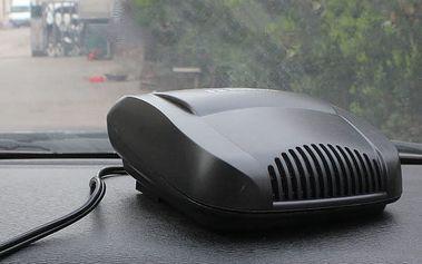 Přenosné topení do auta s ventilátorem