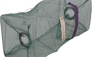 Rybářská síť s kapsou pro návnadu