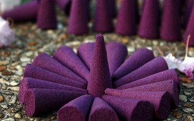 Vůně pro aromaterapii - 20 ks