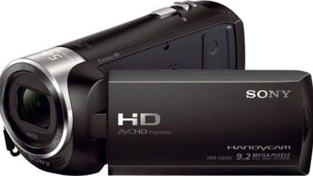 Sony HDR-CX240EB černá (HDRCX240EB.CEN)
